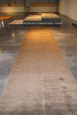 Rani - w.NBlack/s.Nblack - 150x640cm