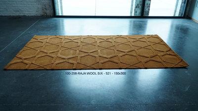 RAJA WOOL SIX - 521 - 150x300