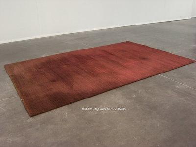 Raja Wool Uni - 677 - 210x335cm