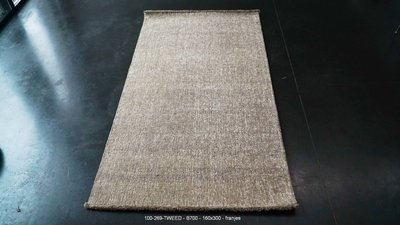 TWEED - B700 - 160x300cm